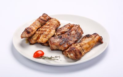 SPICY PORK RIBS  SPICY PORK RIBS Costite picante de porc 1 400x250