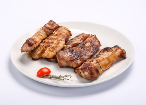 SPICY PORK RIBS  SPICY PORK RIBS Costite picante de porc 1 500x360