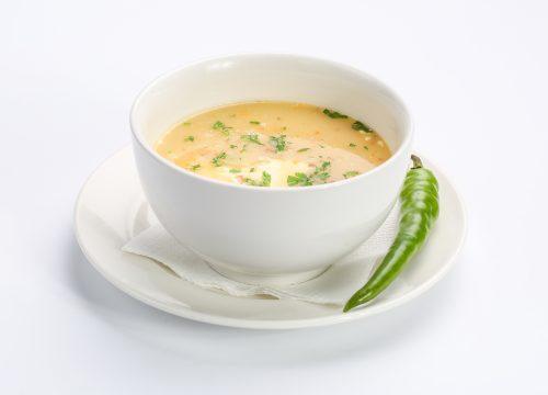 Beef cream soup  Beef cream soup Crema de vita pui 500x360