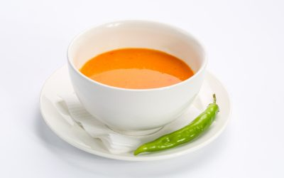 Vegetable cream soup  Vegetable cream soup Crema legume 400x250