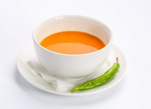 Vegetable cream soup  Vegetable cream soup Crema legume 500x360