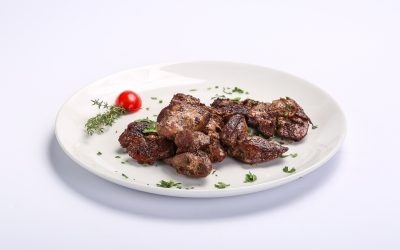CHICKEN LIVERS  CHICKEN LIVERS Ficatei de pui 400x250