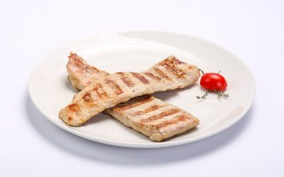BARBECUED WHITE FILLET  BARBECUED WHITE FILLET Muschi alb la gratar 1 400x250