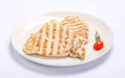 BARBECUED TURKEY BREAST  BARBECUED TURKEY BREAST Piept de curcan la gratar 1 400x250