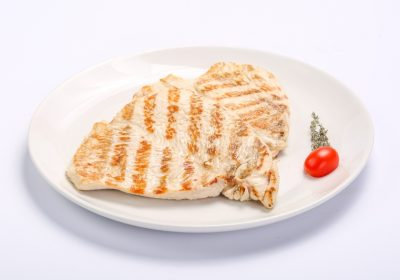 BARBECUED TURKEY BREAST  BARBECUED TURKEY BREAST Piept de curcan la gratar 1 400x280