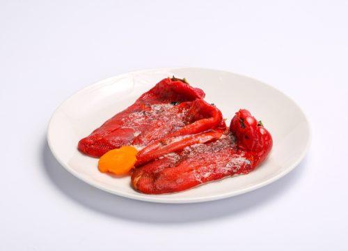 Salata de ardei copti  SALATA ARDEI COPTI Salata de ardei copti 500x360