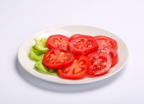 TOMATOES SALAD  TOMATOES SALAD Salata de rosii 1 500x360