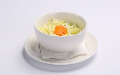 WHITE CABBAGE SALAD  WHITE CABBAGE SALAD Salata de varza alba 1 400x250