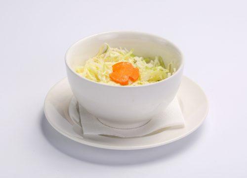 Salata de varza alba  SALATA DE VARZA ALBA Salata de varza alba 1 500x360