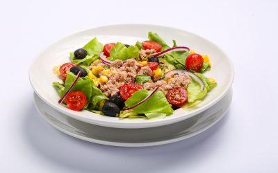 Salata cu ton  Salata cu ton Salata cu ton 400x250