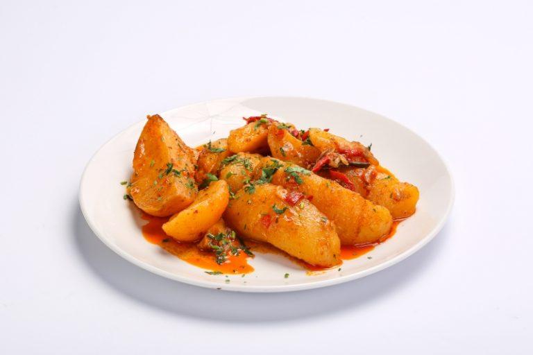 Cartofi taranesti  CARTOFI TARANESTI Cartofi taranesti 768x512