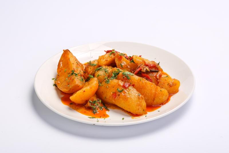 PEASANT'S POTATOES PEASANT'S POTATOES Cartofi taranesti