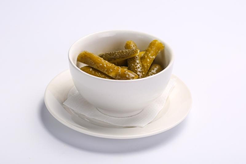 Pickled cucumbers PICKLED CUCUMBER SALAD Castraveti murati 3