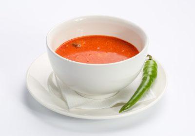 Bean soup  BEAN SOUP Ciorba de fasole 4 400x280