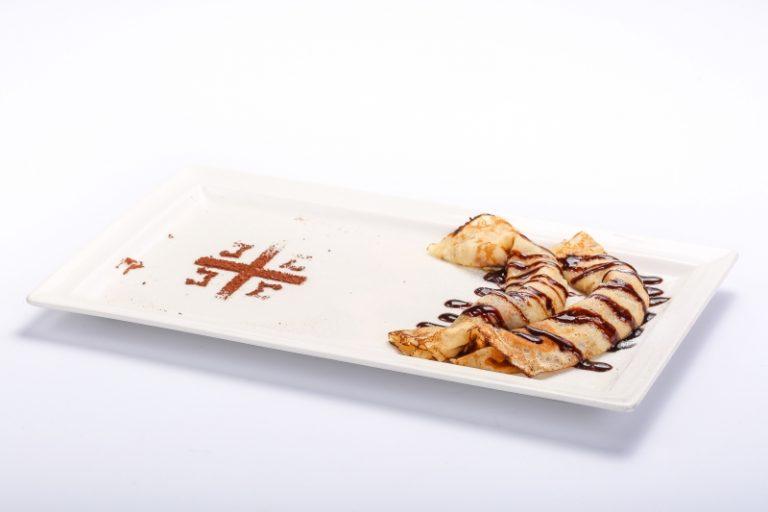 Clatite cu ciocolata  CLATITE CU CREMA DE CACAO Clatite cu ciocolata 768x512