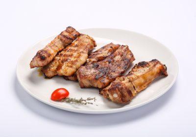 SPICY PORK RIBS  SPICY PORK RIBS Costite picante de porc 1 400x280