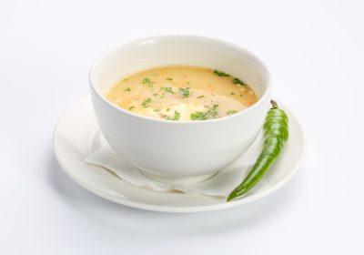 Beef cream soup  Beef cream soup Crema de vita pui 400x280