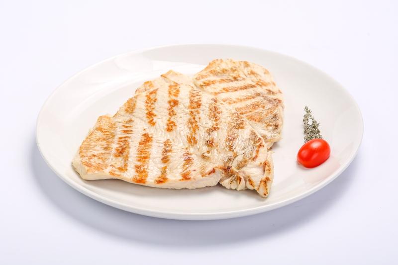 BARBECUED TURKEY BREAST BARBECUED TURKEY BREAST Piept de curcan la gratar 1