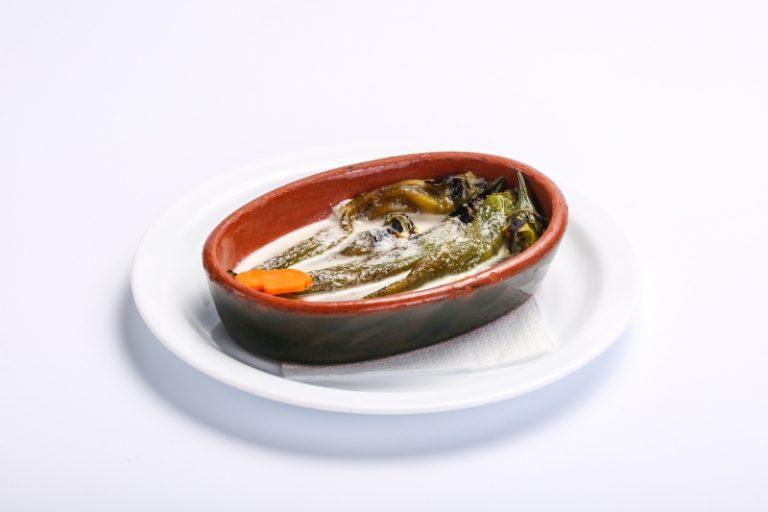 Salata de ardei iuti copti SALATA DE ARDEI IUTI COPTI Salata de ardei iuti copti 768x512
