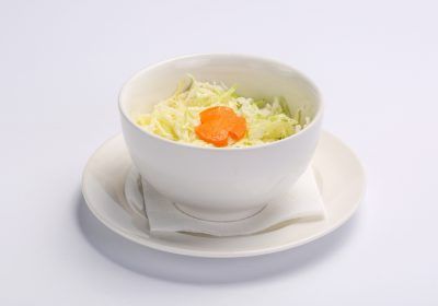 WHITE CABBAGE SALAD  WHITE CABBAGE SALAD Salata de varza alba 1 400x280