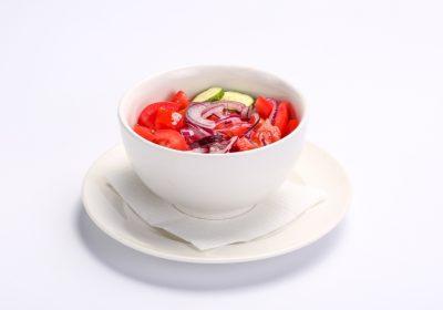 SERBIAN SALAD  SERBIAN SALAD Salata sarbeasca 1 400x280