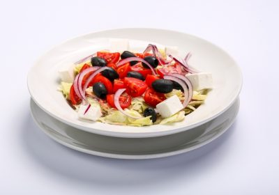 Peasant's salad  Peasant's salad Salata taraneasca 1 400x280